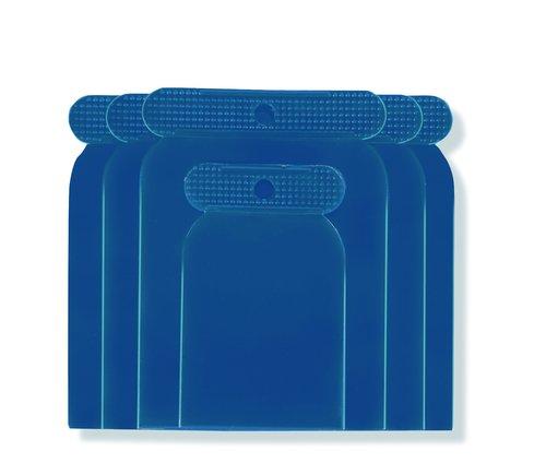 Espátula plástico flexible