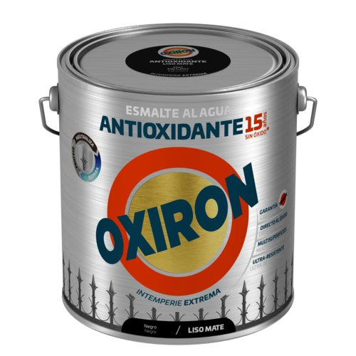 OXIRON FORJA AL AGUA