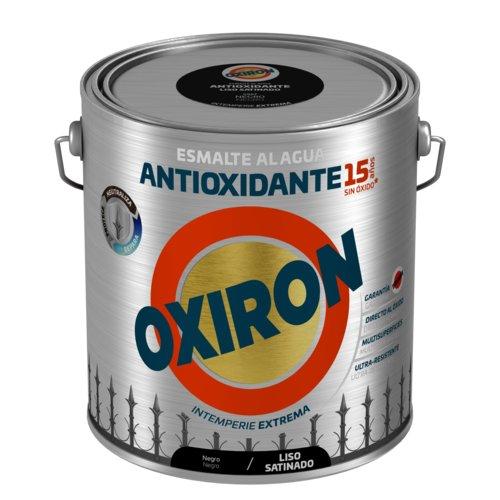 OXIRON LISO BRILLANTE AL AGUA