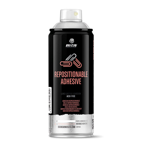 MTN PRO Adhesivo Reposicionable