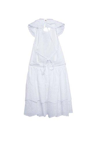 Vestido batista blanco MASAVI