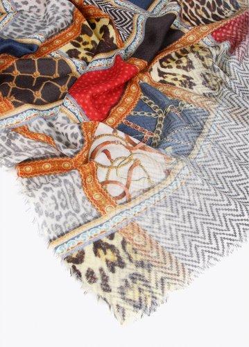Chal lana estampado Lola Casademunt