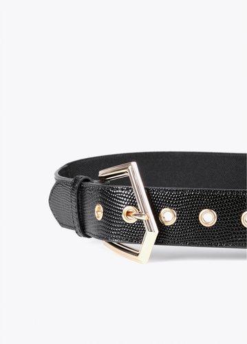 Cinturón elástico multiojales Lola Casademunt