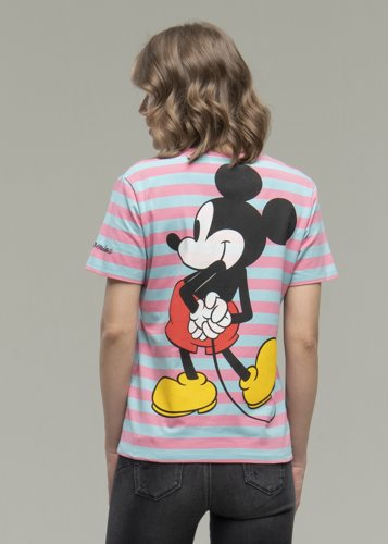 Camiseta Mickey Disney by Fracomina