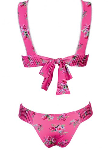 Bikini Pico Rosa