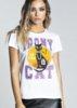 Camiseta glitter y tachas Relish