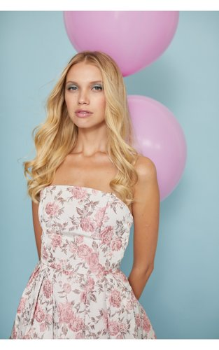 Vestido Bruna Pink