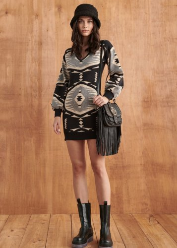 Kiona navajo Dress Fetiche Suances