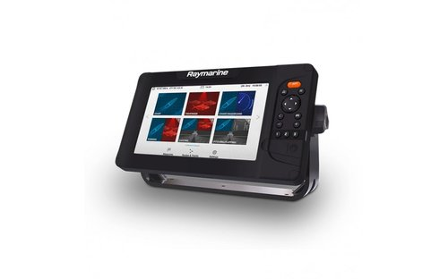 "ELEMENT 9HV - GPS/PLOTTER + SONDA 9"" + TRANSDUCTOR HV-100 ( SIN CARTA)"
