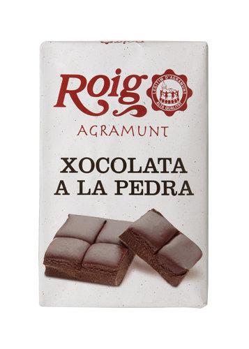 Xocolata a la pedra. Pes net 350g