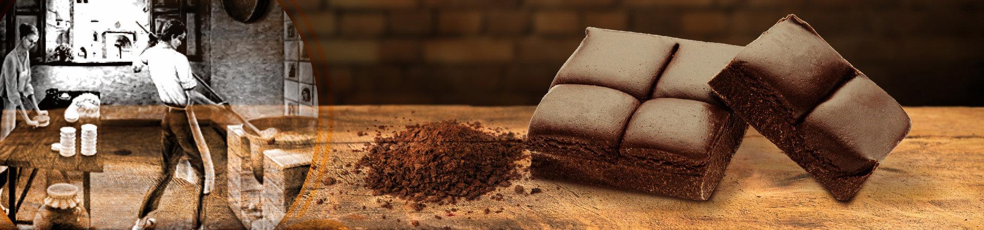 Xocolata a la Pedra