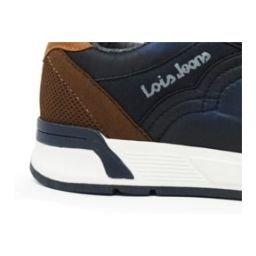 Zapatilla sport azul