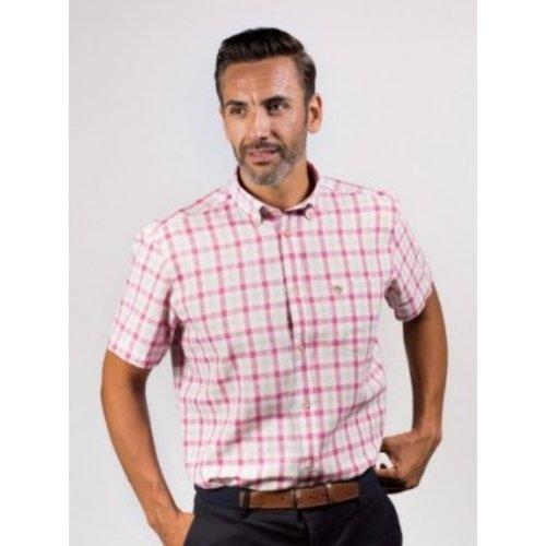 Camisa m/corta hombre