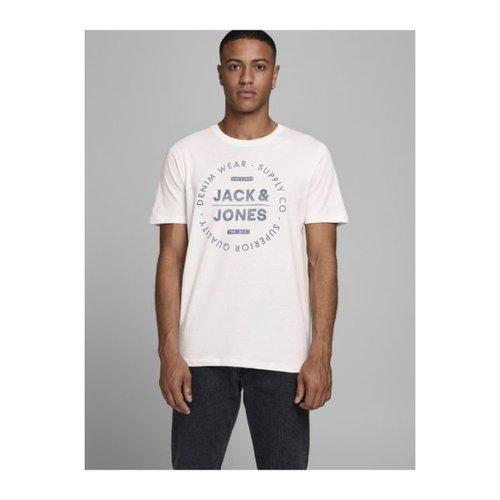 Camiseta blanca Jack&Jones