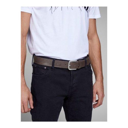Cinturón marrón Jack&Jones