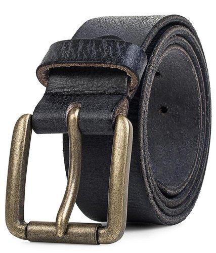 Cinturón Gris efecto gastado
