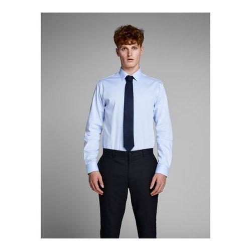 Corbata vestir azul J&J