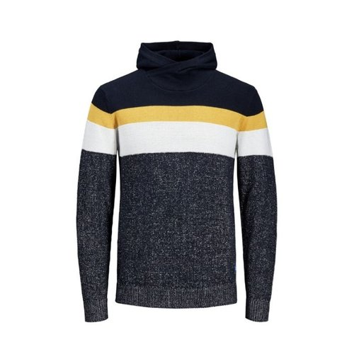 Jersey con capucha amarillo