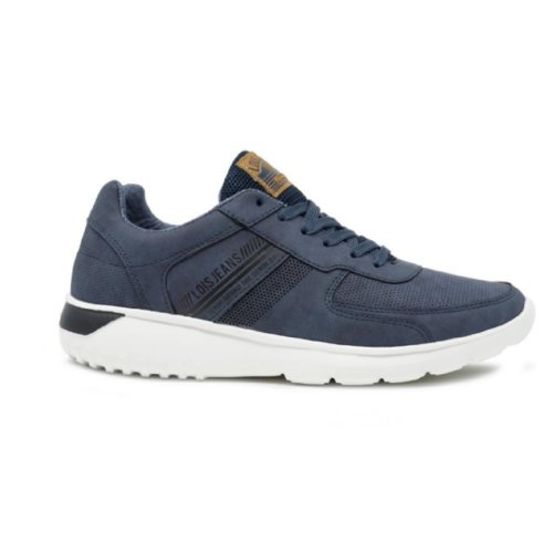 Calzado sport azul