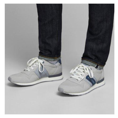 Sneaker sport gris J&J