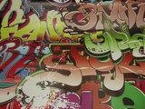 Vinilo Graffiti
