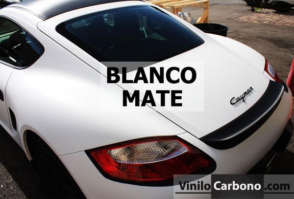 Vinilo Blanco Mate